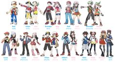 X/Y is Calem and Serena