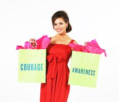 QVC Presents #SuperSaturday Live has generated $7.4M for Ovarian Cancer Research since 2007. Please share these images to help us get the word out. And when you shop this collection, not only will you save on designer goods, you'll also help save lives.