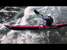 The Deep Diggity Dig: a great skill for sea kayakers who need to turn quickly and stay close to the eddyline.
