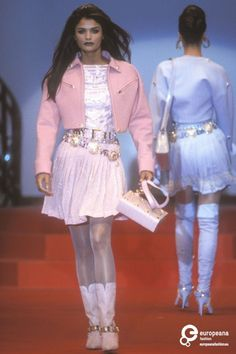 Gianni Versace, Autumn-Winter 1991, Couture | Gianni Versace - Europeana Collections