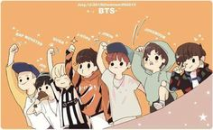 BTS - FANART