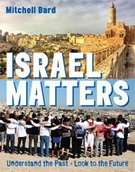 On sale for $9.25 for a limited amount of time! (Originally priced at $22.50)Finally, a resource to help young people--or anyone--sort out their responses to controversy over Israel.Israel Matters offers an in-depth look at Israel's history and its security situation. It explores the historical and political forces that created the Jewish state, influence the unrest in the Palestinian territories, shape the peace process, and affect Israel's security today.