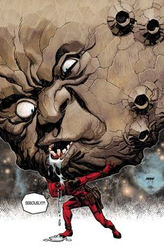 NYCC 2012: Wade Wilson Takes on The Classics in DEADPOOL KILLUSTRATED