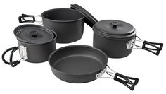 Chinook Trekker Hard Anodized 7 Piece Cookset * Read more at the image link.