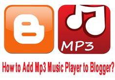 Simple way to add Mp3 Music player to blogger blog.