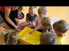 Pokusy s vodou v dětském klubu MiniSvět - YouTube Excercise, Sumo, Wrestling, Entertainment, Youtube, Sports, February, Ejercicio, Lucha Libre