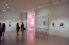 """Avedon Fashion"" exhibition, 2010 @ ICP, New York"