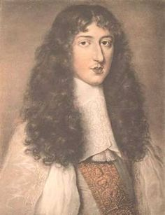 Philippe, Duc d'Orléans, print after a mid-17th century pastel by Wallerand Vaillant (1623-1677)