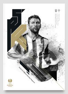 PAOK FC Matchday Magazine Cover starring Razvan Rat