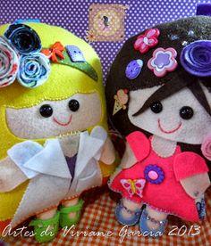 Bonecas de Jaleco