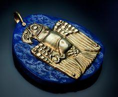 An Ancient Graeco - Scythian Gold (Electrum) Ornamental Plaque circa - . - An Ancient Graeco – Scythian Gold (Electrum) Ornamental Plaque circa – century BC - Ancient Jewelry, Antique Jewelry, Vintage Jewelry, Medieval Jewelry, Cheap Jewelry, Jewelry Shop, Roman Jewelry, White Gold Jewelry, Animal Fashion