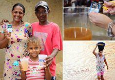 Produto inovador capaz de purificar água contaminada chega ao Brasil pra impactar a vida de milhões de pessoas