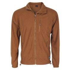 Sale 15% (34.68$) - ESDY Autumn Winter Casual Outdoor Soft Fleece Coat Men Warm Squares Polar Fleece Jacket