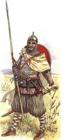 Смеется тот, кто стреляет первым. - Русское средневековое вооружение.