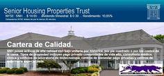 comprarias senior housing properties trust