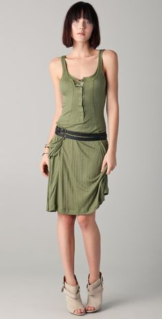 Twenty8twelve Anastase Tank Dress thestylecure.com
