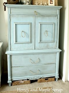Get a Handle on Rope -Dress up Drawers