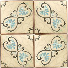 Oasis - Casablanca - Wall & Floor Tiles | Fired Earth