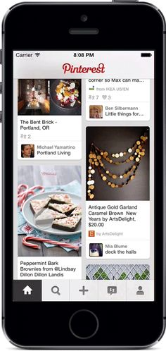 Pinterest details engineering process behind new features and gestures in iOS 7 redesign