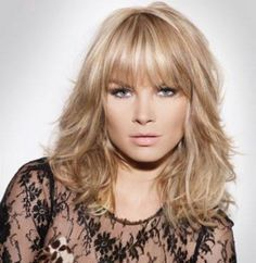 109 Best Frizura Images Haircolor Blonde Short Hair Bob Hairstyles