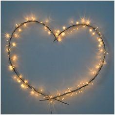 ♡ Saint Valentin - Coeur lumineux -   Le Repère des Belettes