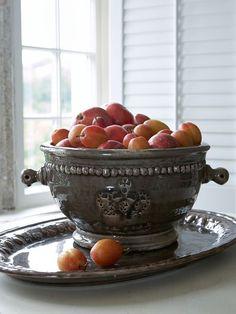 Vintage Bowl - Taupe