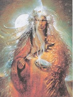 Remembering Susan Seddon Boulet and her enlightened artistry in portraying Goddesses - One Vibration