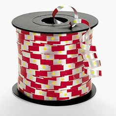 Big Top Printed Ribbon. Give any room a festive circus atmosphere with this paper ribbon. 250 yds