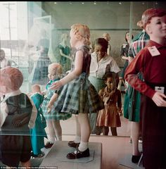 A country divided: Stunning photographs capture the lives of ordinary Americans during segregation in the Jim Crow south