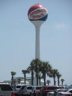 Picture of Pensacola, Florida Panhandle