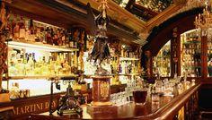 BLACK ANGEL'S BAR AT THE HOTEL U PRINCE, PRAGUE