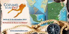Continuemos celebrando la diversidad marina #Cozumel Scuba Fest @sedetur  http://ift.tt/1Q0otBo