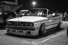 BMW E 30 Cabriolet
