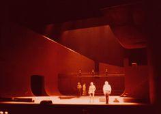 Josef Svoboda, design for Carmen at the Metropolitan Opera : http://library.calvin.edu/hda/node/2684