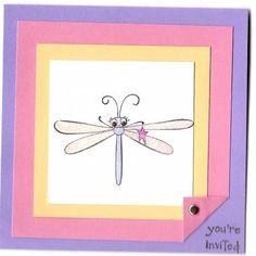 Cute as a Bug Birthday Invitation