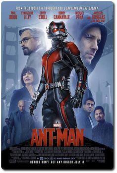 Ant Man film 2015 streaming telechargement direct