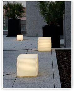 ZIGZAG OUTDOOR by Tango Lighting on HomePortfolio