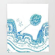 maui's tattoos moana disney blue hawaiian pattern