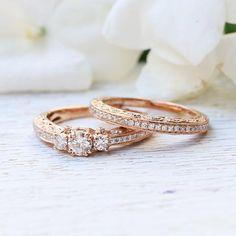 Vintage Engagement Rings | Princess Bride Diamonds