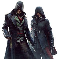 Assassin's Creed Syndicate Render v2 by Zero0Kiryu on DeviantArt
