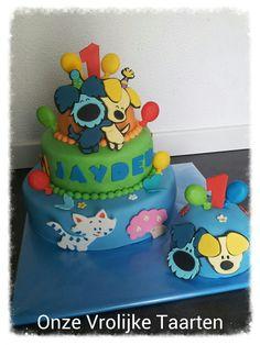 woezel en pip taart jongen - Google zoeken