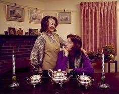 Eric Clapton y su abuela