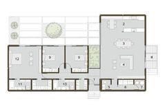 LivingHomes RK5.1 casa prefabricada.
