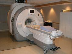 mri machine   My MRI Experience