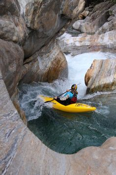 Paddling takes you some amazing places.