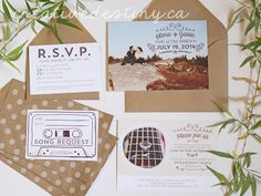 More free invitation printables and more ideas!