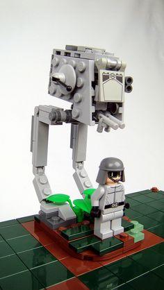 RETURN OF THE JEDI Lego ChessSet! - News - GeekTyrant