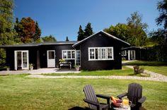 denmark houses | new architect-designed summerhouse 300 m from...
