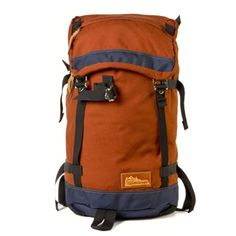 [KLETTERWERKS] Rock Pack rust at GVG URBAN STORE