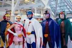 Group Gatchaman Picture by Cristina Viseu